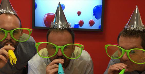 Public Relations Agency, Fun Hats and Balloons, PR