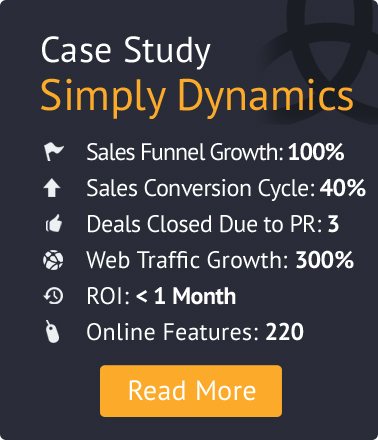 case study simply dynamics